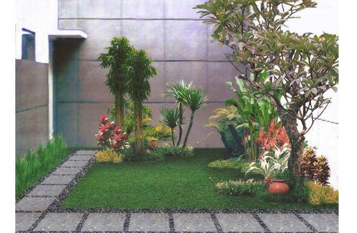 cara menanam tanaman bunga di halaman rumah