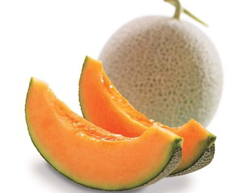 Gambar Foto Buah Penurun Panas - Melon