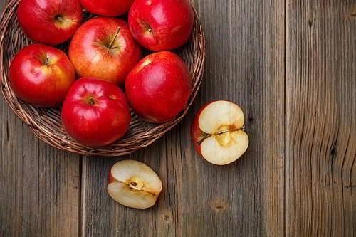 Gambar Foto Buah-Buahan untuk Diet - Apel
