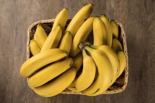 Gambar Foto Buah-Buahan untuk Diet - Pisang