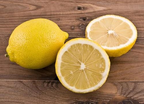 Gambar Foto Khasiat Manfaat Buah Lemon bagi Kesehatan